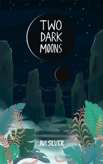 Two Dark Moons - Front Cover Large
